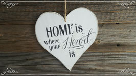 Home ist where your heart is