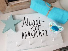 """Geschenkset """"Nuggiparkplatz"""""""