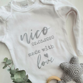 "Babybody ""Made with love"""