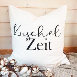 """Kissen """"Kuschelzeit"""""""
