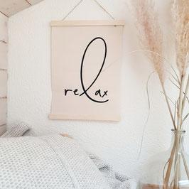 Relax - Stoffbild