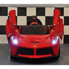 La Ferrari accu kinderauto