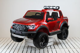 Ford Ranger Raptor kinderauto metallic rood
