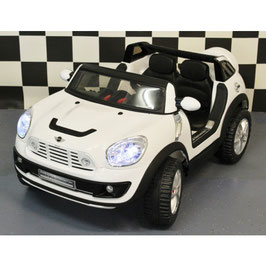 Mini Cooper Beach Comber XL 1,5 persoons kinderauto  softstart