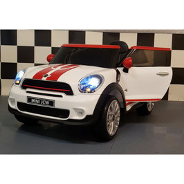 Mini Cooper Paceman elektrische kinderauto