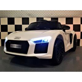 Audi R8 kinderauto - deurtjes - rubberen banden