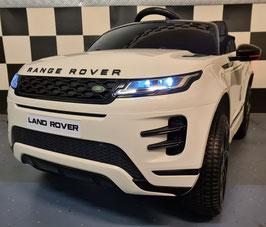 Range Rover Evoque elektrische kinderauto met MP4 scherm