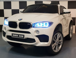BMW X6 M SERIE ACCU KINDERAUTO 1-PERSOONS 12 VOLT