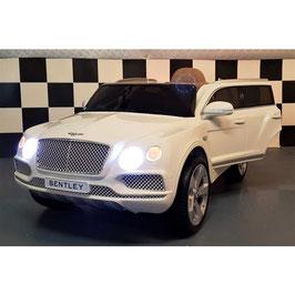 Bentley Bentayga accu kinderauto