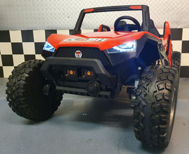 Power buggy jeep 24 volt - 4 wheel drive - 2 persoons