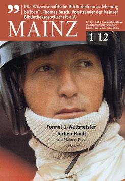 Mainz Vierteljahreshefte 2012/1