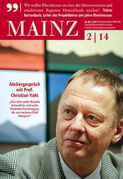 Mainz Vierteljahreshefte 2014/2