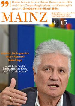 Mainz Vierteljahreshefte 2013/4