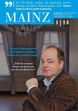 Mainz Vierteljahreshefte 2014/1