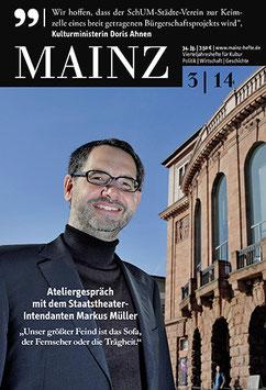 Mainz Vierteljahreshefte 2014/3