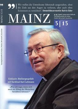 Mainz Vierteljahreshefte 2013/3