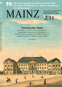 Mainz Vierteljahreshefte 2011/2