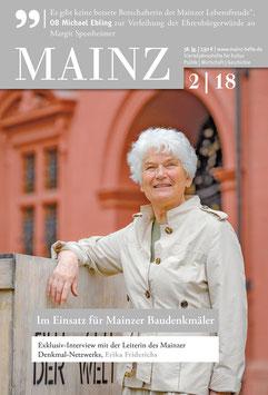 Mainz Vierteljahreshefte 2018/2