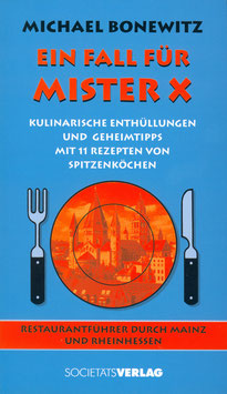 Restaurantführer - Ein Fall für Mister X