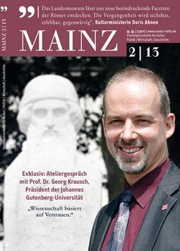 Mainz Vierteljahreshefte 2013/2
