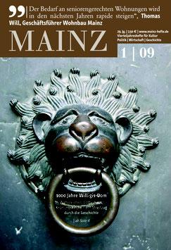 Mainz Vierteljahreshefte 2009/1