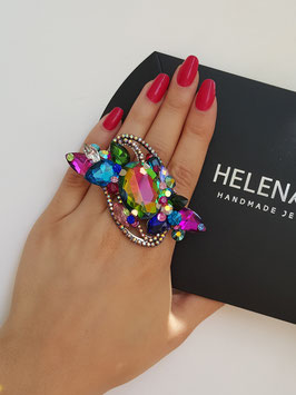 HelenaDia Ring CR9a Special Order* (bunt)