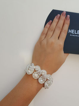 HelenaDia Armband CR33 Special Order* (weiss)