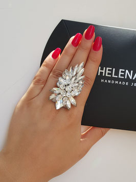 HelenaDia Ring WE20a Special Order* (weiss)