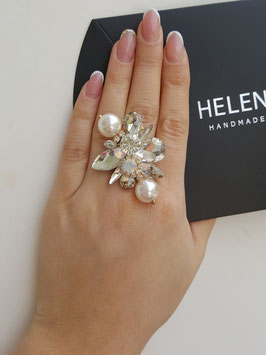 HelenaDia Ring CR23 Special Order* (neutral, gold)