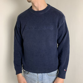 (S) VINTAGE TOMMY HILFIGER STRICK SWEATER