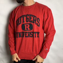 (M) VINTAGE USA COLLEGE SWEATER