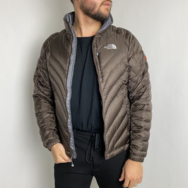 "(M) RARE ""CHOCOLATE"" THE NORTH FACE 800 PUFFER JACKET"