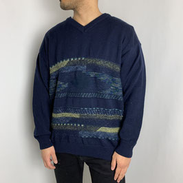 (XL) VINTAGE STRICK SWEATER