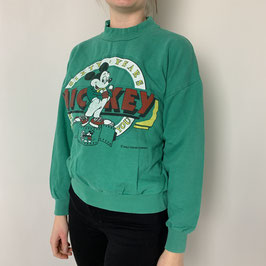 (WMN) (S) VINTAGE MICKEY MOUSE SWEATER