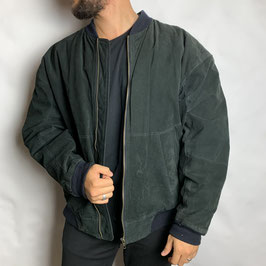 (XL) VINTAGE WILDLEDER JACKE
