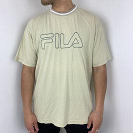 (L) VINTAGE FILA T-SHIRT