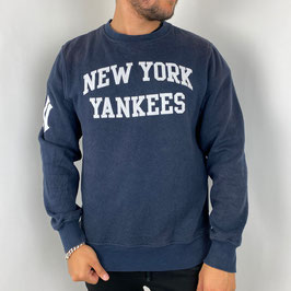 (M) VINTAGE NY YANKEES PULLOVER