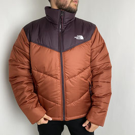 (L) THE NORTH FACE PUFFER JACKET