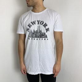(L) VINTAGE NEW YORK SINGLE STITCH T-SHIRT