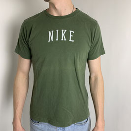 (S) RARE VINTAGE NIKE SPELL OUT T-SHIRT