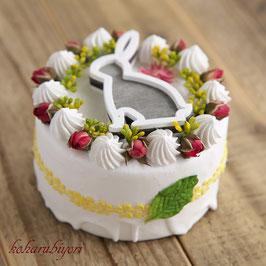 商品名 大人かわいいイースターケーキ