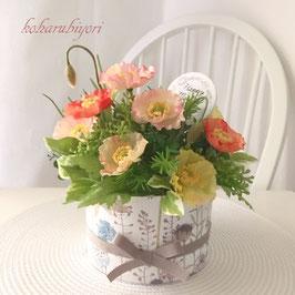 商品名 ポピーの花言葉は「感謝」そして「いたわり」