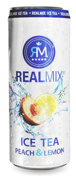 Ice Tea Peach & Lemon 24 x 250ml