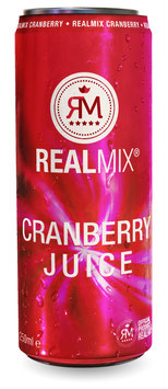 REALMIX Cranberry Drink (24 x 250ml)