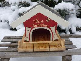 Vogelhaus klein - Villa-Romantica
