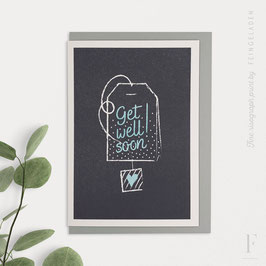 CHALK TALES // Get well soon (BlackMagic/Mint)