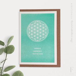 SIMPLY DIVINE // Flower of Life (DE & EN)