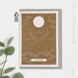 ROUNDABOUT // Dove »Zur Firmung« (Gold)