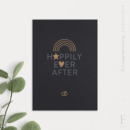 MAGIC WORDS // Happily Ever After (Black Edition)
