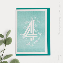 NUMBERS // 4ever (Mint)